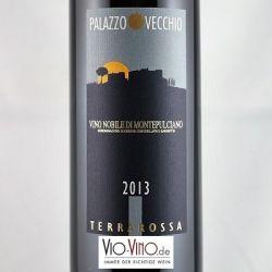 Palazzo Vecchio - Vino Nobile di Montepulciano TERRAROSSA DOCG 2013