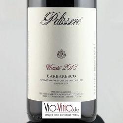 Pelissero - Barbaresco VANOTU DOCG 2013