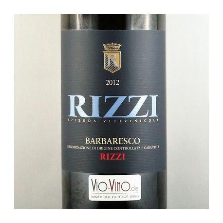 Rizzi - Barbaresco RIZZI DOCG 2012