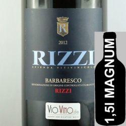 Rizzi - Barbaresco RIZZI DOCG 2012 Magnum