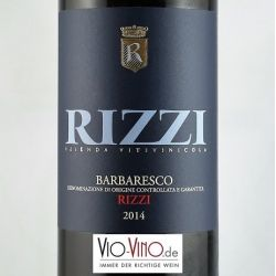 Rizzi - Barbaresco RIZZI DOCG 2014