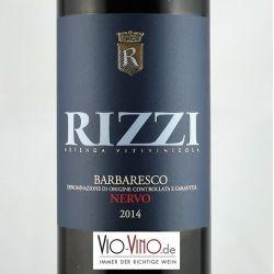 Rizzi - Barbaresco NERVO DOCG 2014