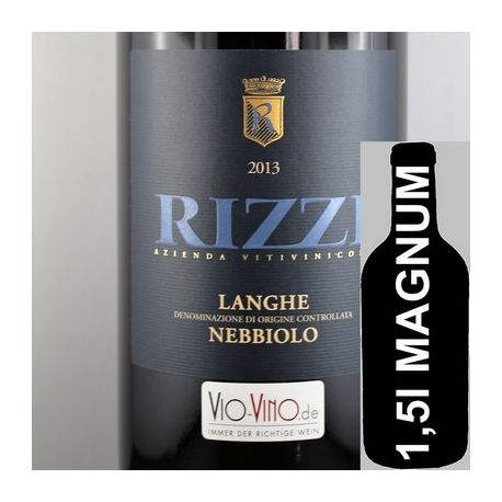 Rizzi - Langhe Nebbiolo DOC 2013 Magnum