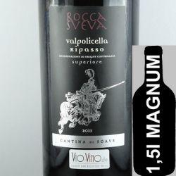 Rocca Sveva - Valpolicella Ripasso Superiore DOC 2011 Magnum OHK