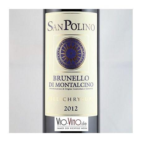 San Polino - Brunello di Montalcino HELICHRYSUM DOCG 2012