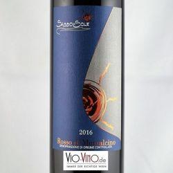 Sasso di Sole - Rosso di Montalcino DOC 2016