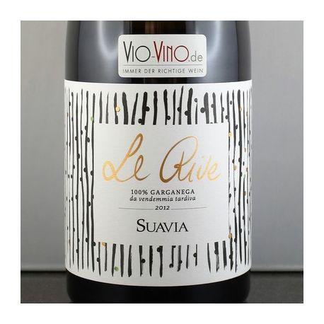 Suavia - Bianco Veronese Vendemmia Tardiva LE RIVE IGT 2012
