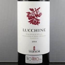 Tedeschi - Valpolicella Classico LUCCHINE DOC 2014