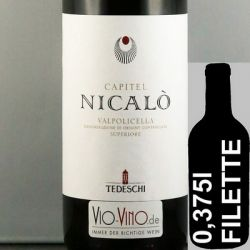 Tedeschi - Valpolicella Superiore CAPITEL NICALO DOC 2014 Filette
