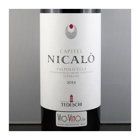 Tedeschi - Valpolicella Superiore CAPITEL NICALO DOC 2014