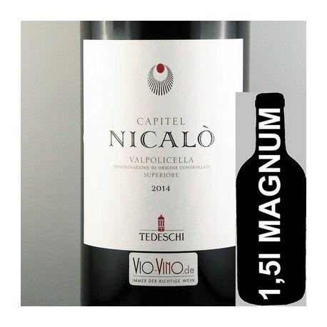 Tedeschi - Valpolicella Superiore CAPITEL NICALO DOC 2014 Magnum
