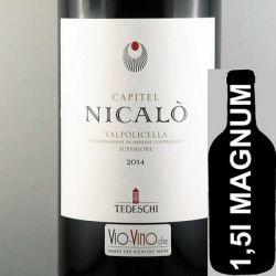 Tedeschi - Valpolicella Superiore CAPITEL NICALO DOC 2014 Magnum OHK