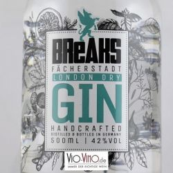 BREAK - Premium Dry Gin Pot - 0,5l