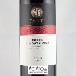 Tenuta Fanti - Rosso di Montalcino DOC 2015