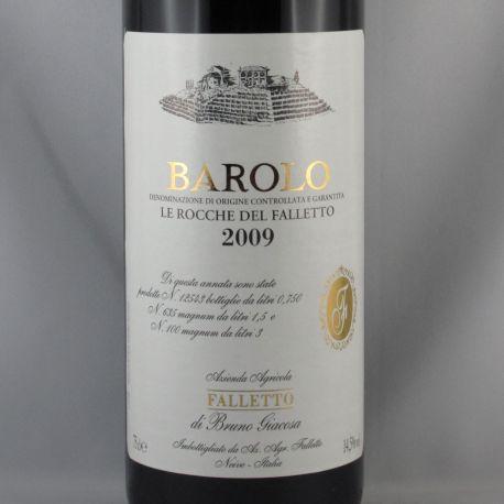 Bruno Giacosa Falletto - Barolo Le Rocche del Falletto 2009