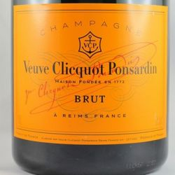 Veuve Clicquet - Champagne Ponsardin Brut Yellow Label Filette