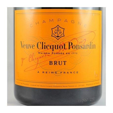 Veuve Clicquet - Champagne Ponsardin Brut Yellow Label Filette