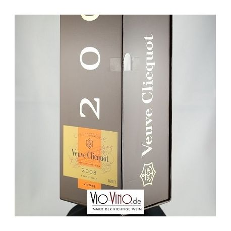 Veuve Clicquet - Champagne Ponsardin Vintage 2008