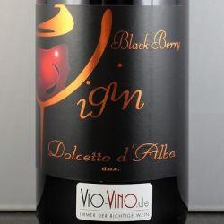 Vigin - Dolcetto d'Alba BLACKBERRY DOC 2014