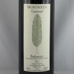Bruno Rocca - Barbaresco COPAROSSA DOCG 2011