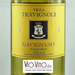 Villa Travignoli - GAVIGNANO Toscana Bianco IGT 2016