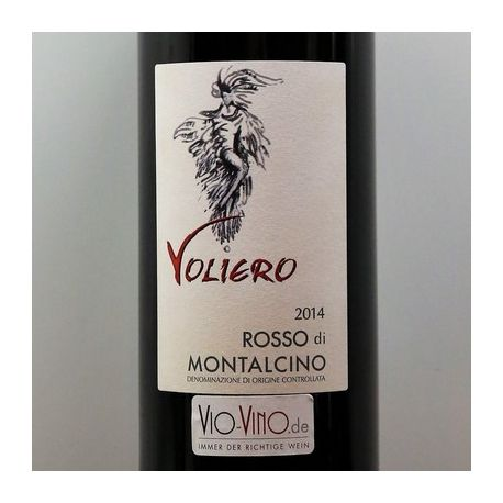 Voliero - Rosso di Montalcino DOC 2014