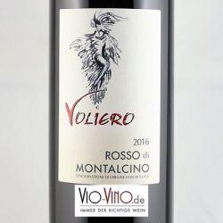 Voliero - Rosso di Montalcino DOC 2016