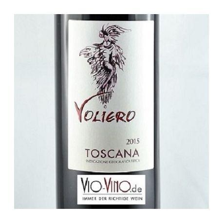 Voliero - Rosso Toscana IGT 2015