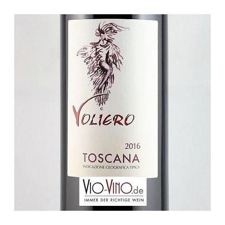 Voliero - Rosso Toscana IGT 2016