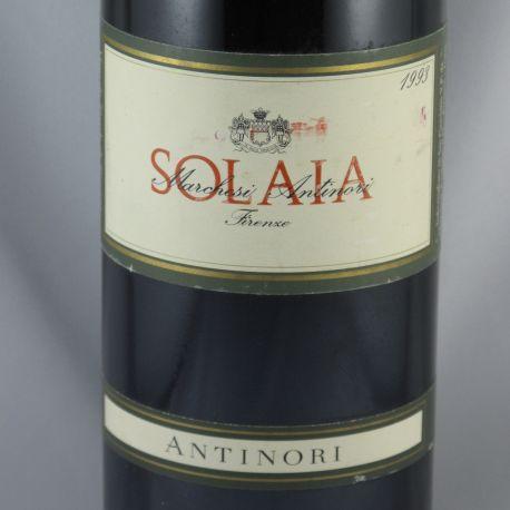 Marchsesi Antinori - Solaia Toscana IGT 1993