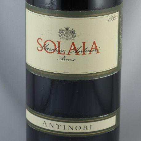 Marchsesi Antinori - Solaia Toscana IGT 1995