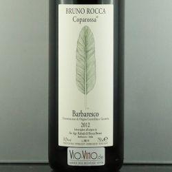 Bruno Rocca - Barbaresco COPAROSSA DOCG 2012