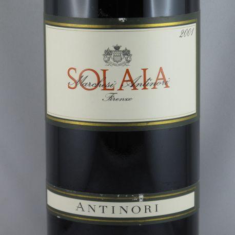 Marchsesi Antinori - Solaia Toscana IGT 2001