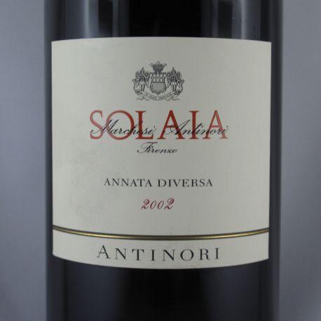 Marchsesi Antinori - Solaia Toscana IGT 2002