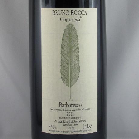 Bruno Rocca - Barbaresco COPAROSSA DOCG 2011 Magnum