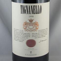 Marchsesi Antinori - Tignanello IGT 1998 Magnum