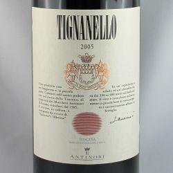 Marchsesi Antinori - Tignanello IGT 2005 Magnum
