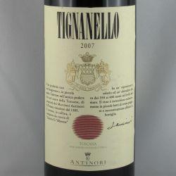 Marchsesi Antinori - Tignanello IGT 2007