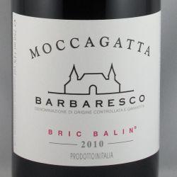 Moccagatta - Barbaresco BRIC BALIN DOCG 2010