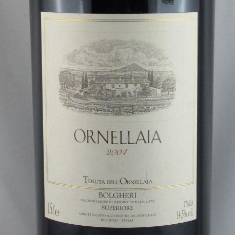 Ornellaia - Ornellaia Bolgheri Rosso Superiore DOC 2004 Magnum