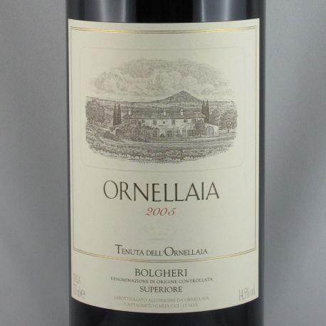 Ornellaia - Ornellaia Bolgheri Rosso Superiore DOC 2005 GB
