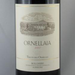 Ornellaia - Ornellaia Bolgheri Rosso Superiore DOC 2007