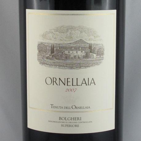 Ornellaia - Ornellaia Bolgheri Rosso Superiore DOC 2007 Magnum