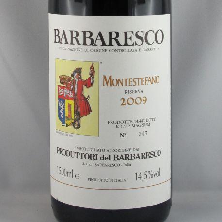 Produttori del Barbaresco - Barbaresco Riserva MONTESTEFANO DOCG 2009 Magnum