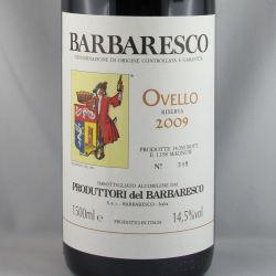 Produttori del Barbaresco - Barbaresco Riserva OVELLO DOCG 2009 Magnum