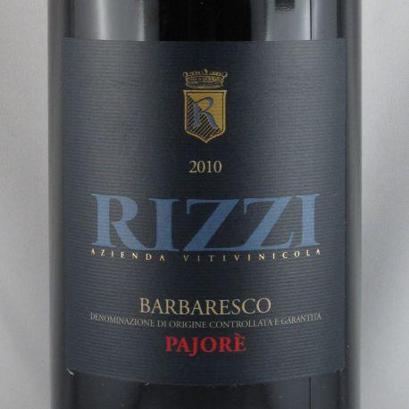 Rizzi - Barbaresco PAJORE DOCG 2010 Magnum