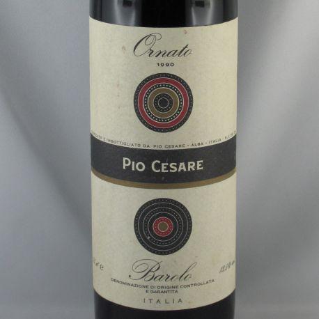 Pio Cesare - Barolo ORNATO DOCG 1990