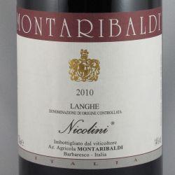 Montaribaldi - Langhe Rosso NICOLINI DOC 2010