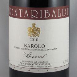 Montaribaldi - Barolo BORZONI DOCG 2010