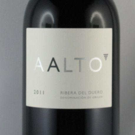 Aalto/ Bodegas Aalto/ Mariano Garcia - Aalto 2011